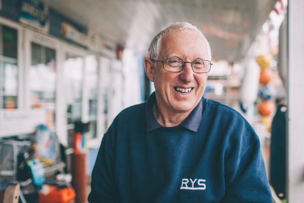 Dave Woodford - Boat Builder