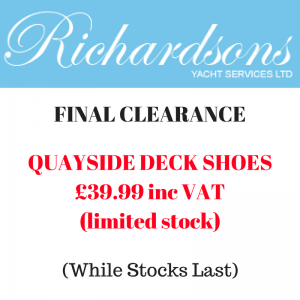 Chandlery-Deck-Shoe-Clearance