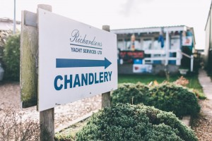 Richardsons Yacht Services Chandlery
