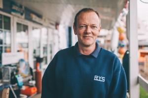 Chris Chambers - Chief Engineer