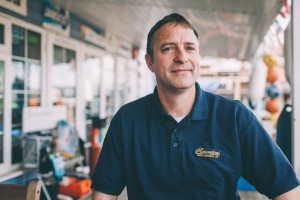 Colin Green - Chandlery Manager