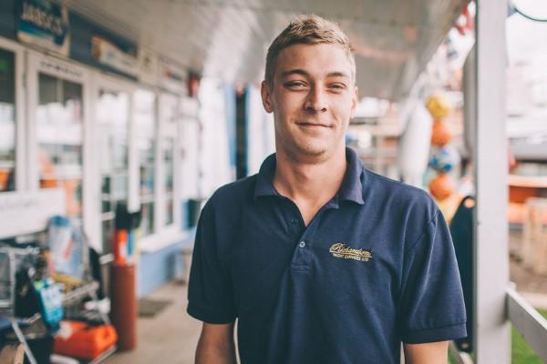Josh Strickland - Boat Builder