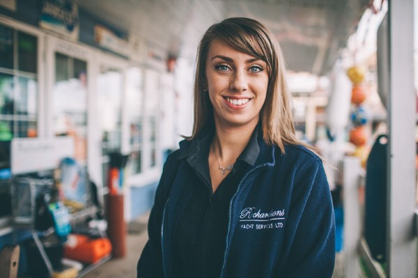Katie Stevens - Office Administrator