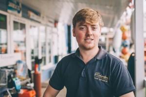 Liam Lord - Engineering Apprentice
