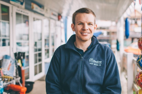 Nick Downer - Assistant Chandlery Manager