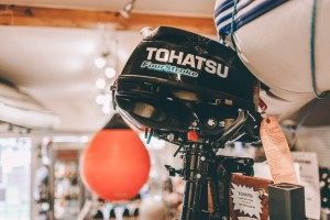 Richardsons Yacht Services Tohatsu Outboards